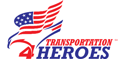 Logo - Transportation 4 Heroes - Transportation Management
